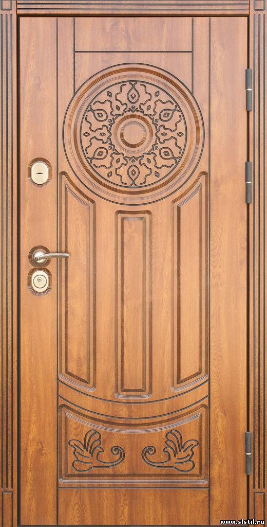 стальные двери 2100